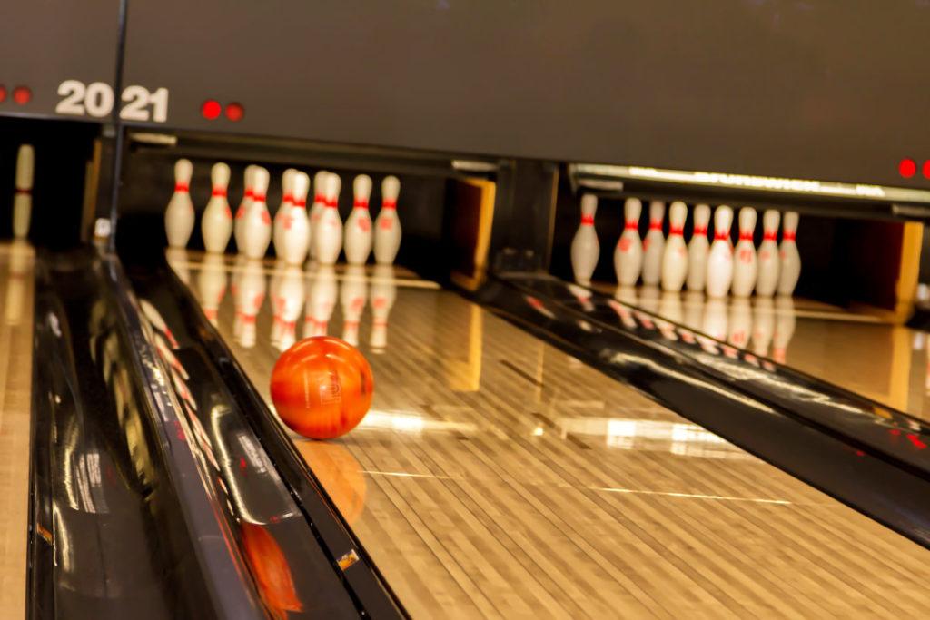 BowlingBallDownlane
