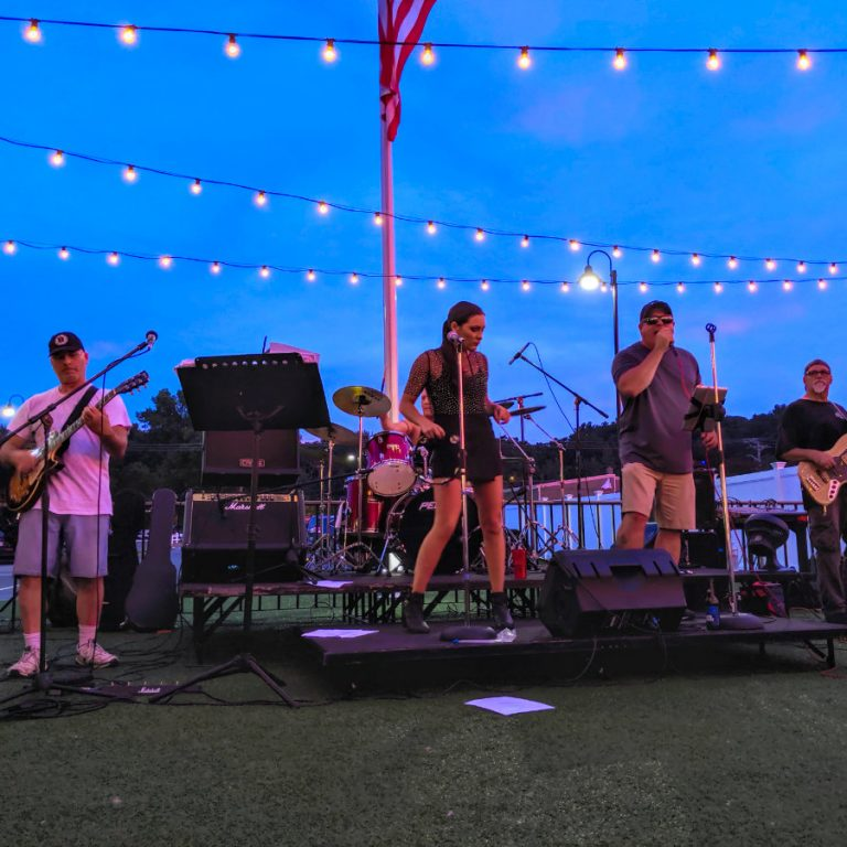 Wamesit Lanes Patio Live Music