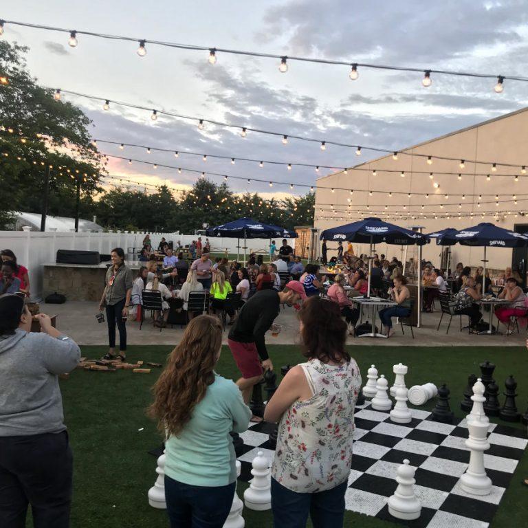 Wamesit Lanes Patio Games & Fun