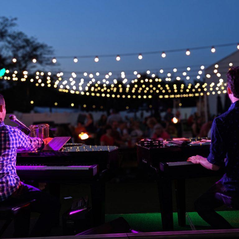 Wamesit Lanes Patio Dueling Pianos