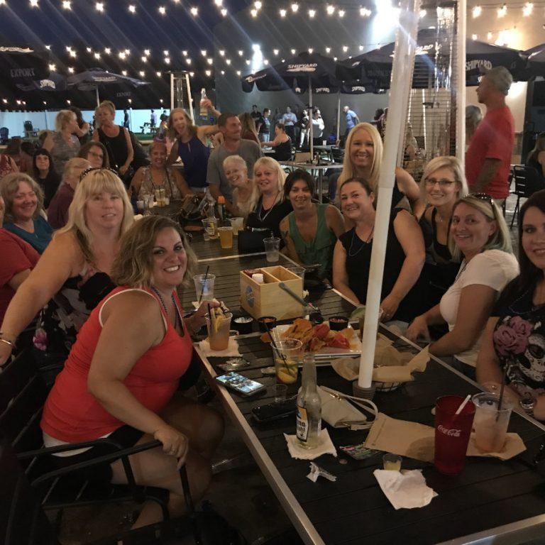 Wamesit Lanes Patio Ladies Night